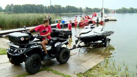 Na wodach będzie bezpieczniej. Strażacy zyskali nowy sprzęt