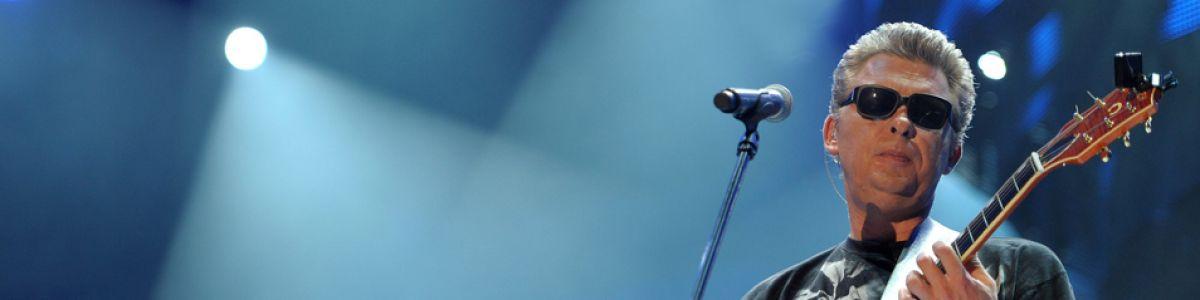 Adam Nowak jako Eric Clapton