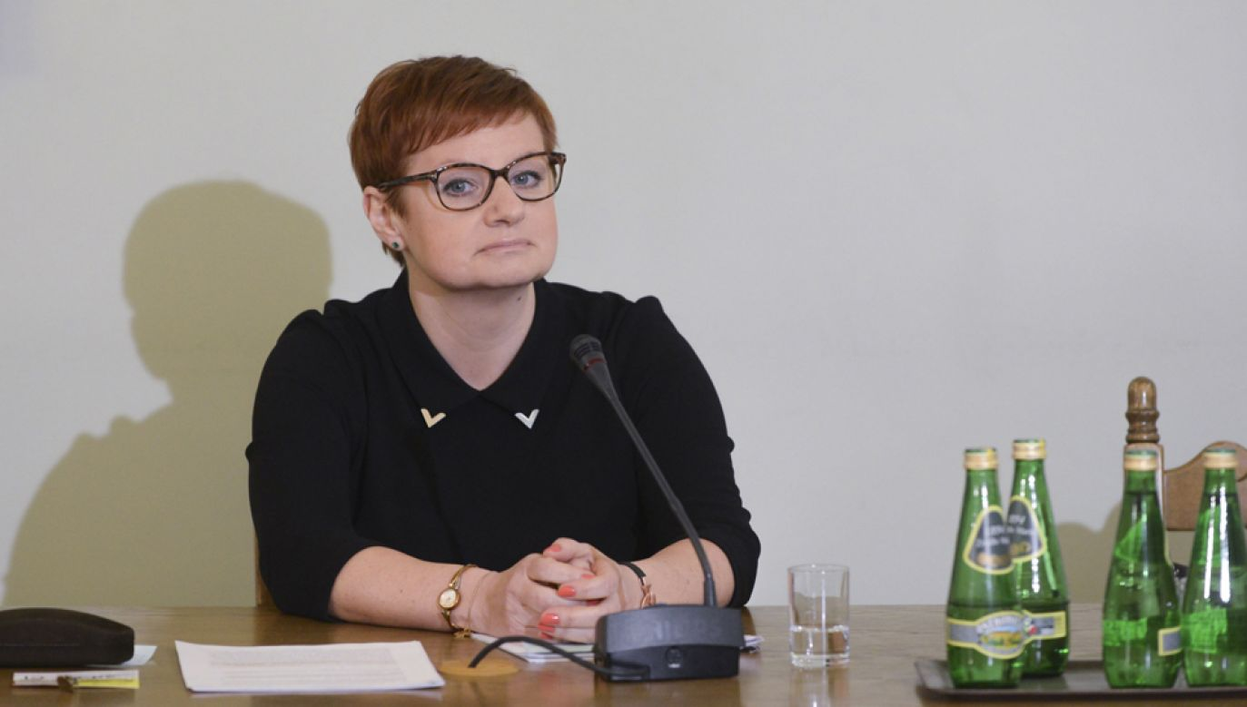 Była prokurator łódzkiej prokuratury okręgowej Izabela Janeczek (fot.PAP/Jakub Kamiński)