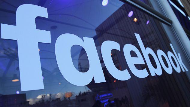 Utworzony w 2004 r. Facebook stał się gigantem branży internetowej (fot. Sean Gallup/Getty Images)