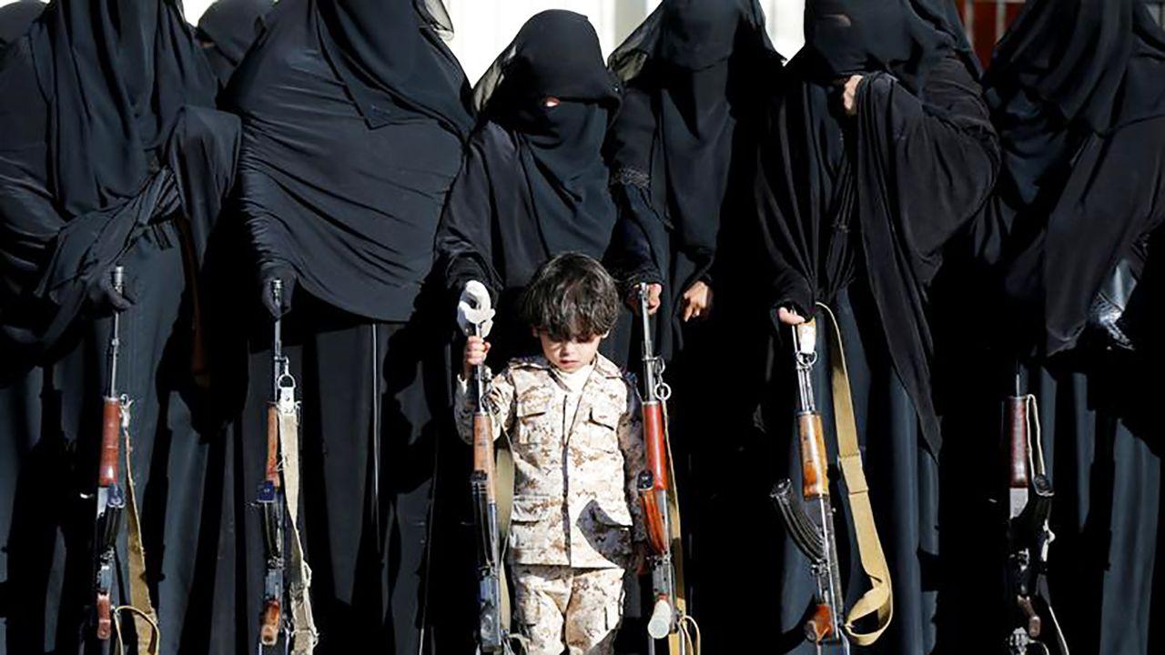 Jemen (fot. REUTERS/Khaled Abdullah)
