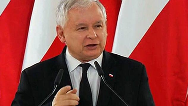 Nie godzimy się na anarchię – czyli co właściwie powiedział Kaczyński