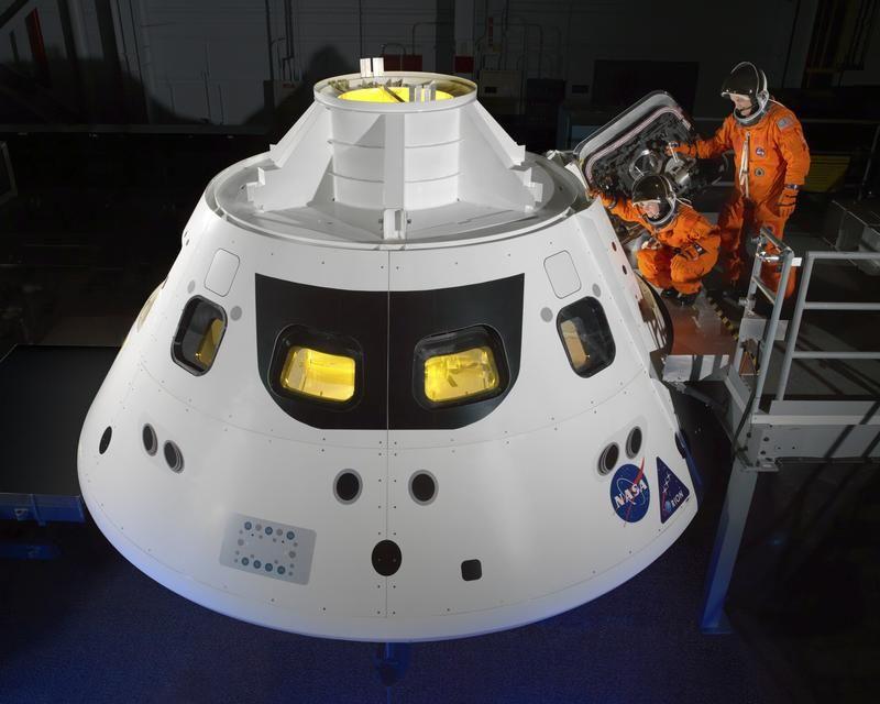 Moduł Orion, transport i dom astronautów podczas przyszłych misji długoterminowych (fot. REUTERS/NASA/Handout)