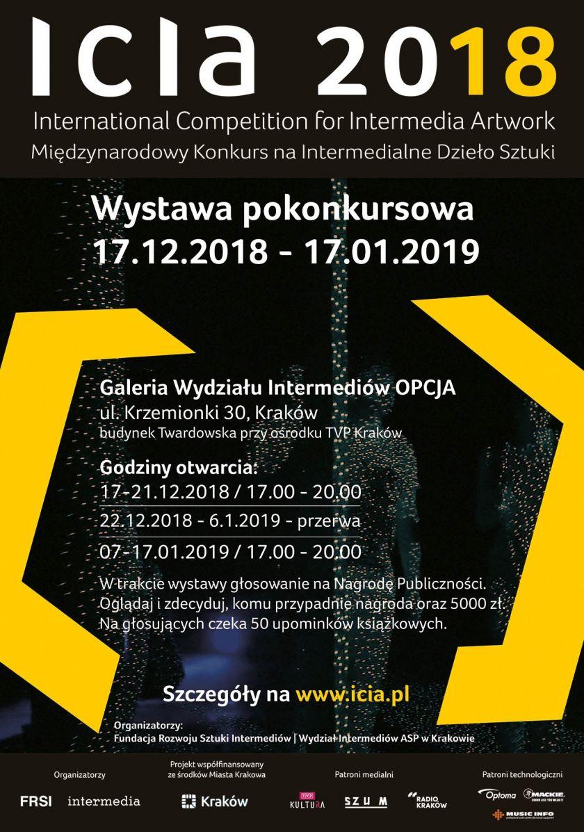 Międzynarodowy Konkurs na Intermedialne Dzieło Sztuki