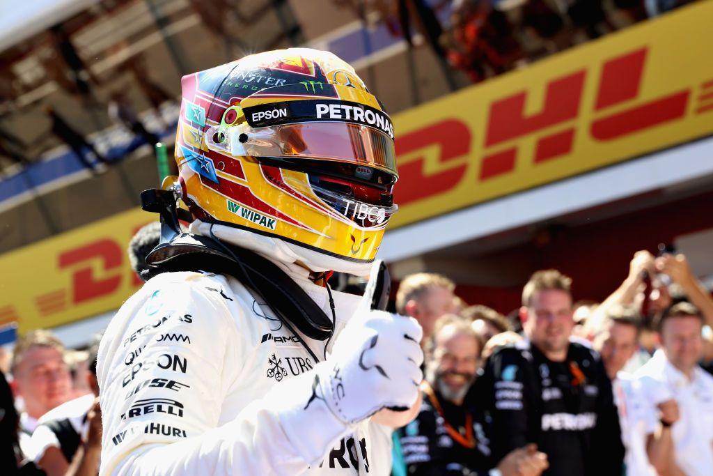 Lewis Hamilton z Wielkiej Brytanii (fot. Will Taylor-Medhurst/Getty Images)