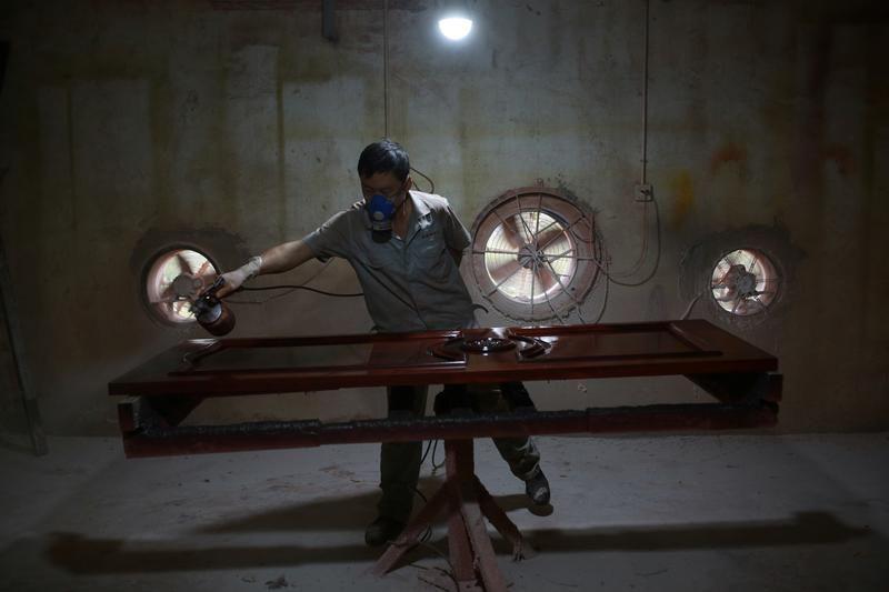 (fot. REUTERS/Wang Jing)