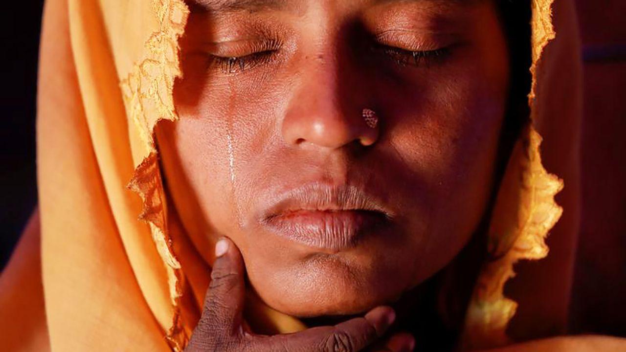 Roshid Jan z plemienia Rohingya  (fot. REUTERS/Damir Sagolj)