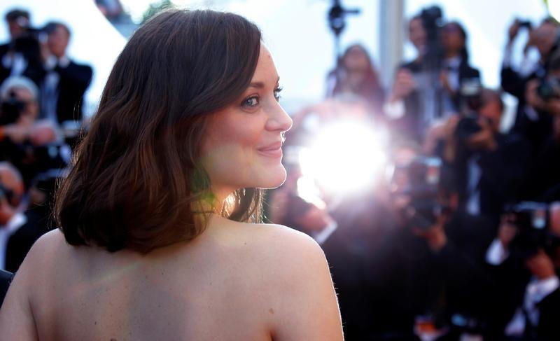 Aktorka Marion Cotillard (fot. REUTERS/Regis Duvignau)
