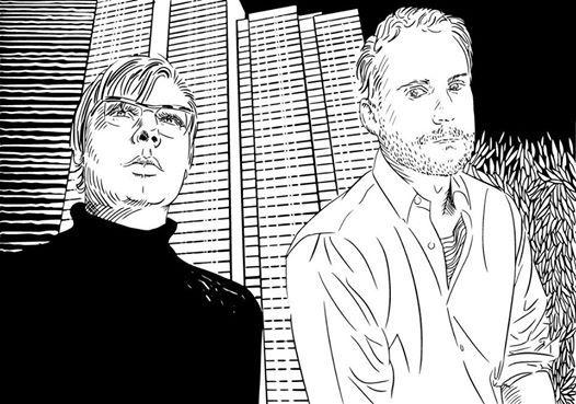 SuperSam + 1 – Jan Jelinek & Piotr Kurek