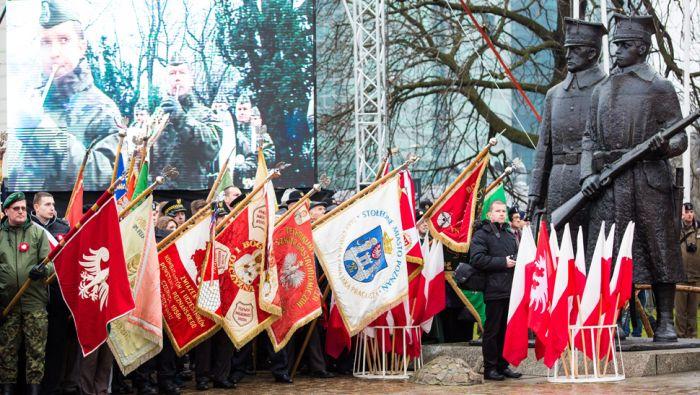 220bd05ff5 Obchody 100. rocznicy wybuchu powstania wielkopolskiego z udziałem  prezydenta i premiera