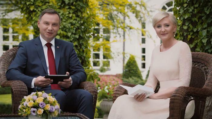 Cała Polska Będzie Czytać Quo Vadis Para Prezydencka Zaprasza Na