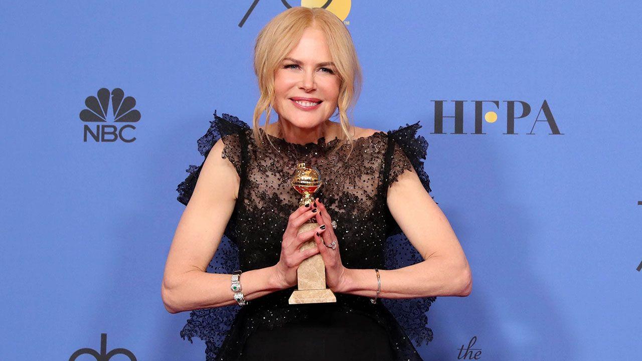 Nicole Kidman (fot. EPA/PAP)