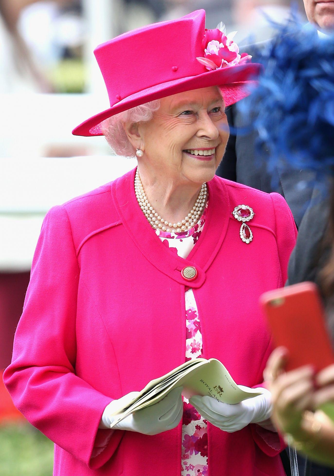 پیام-تبریک-ملکه-الیزابت-دوم-به-الیای-دوم-گرجستان