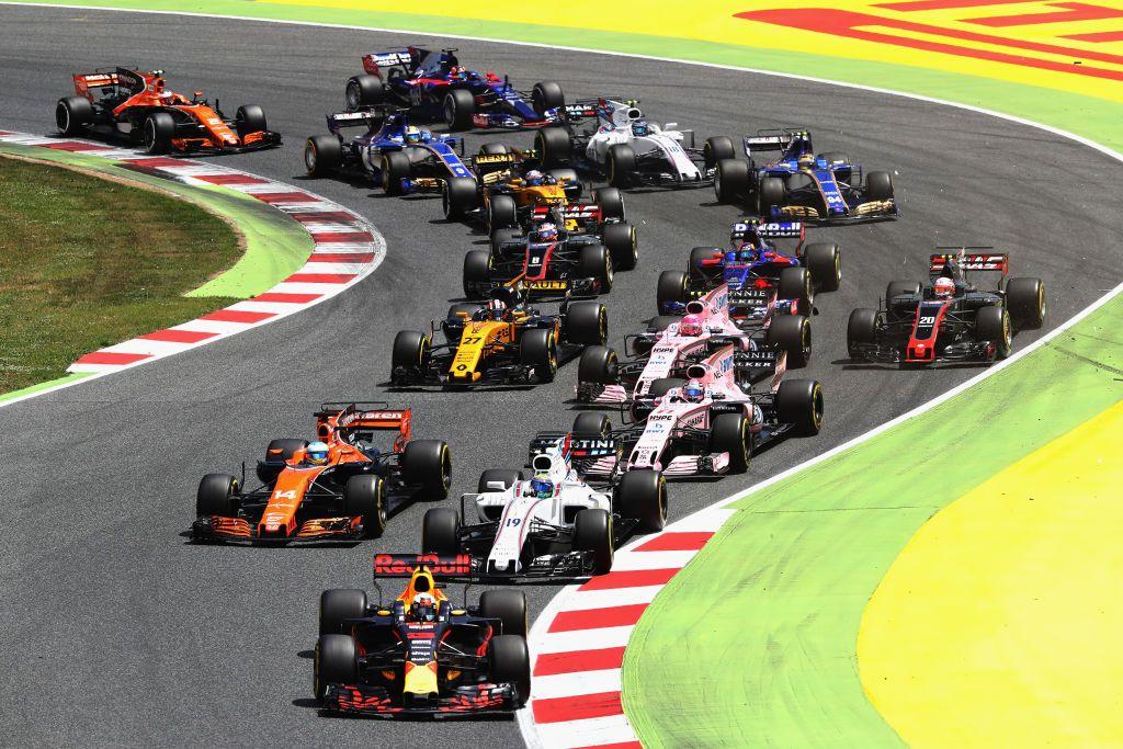 Wyścig odbył się w niedzielę 14 maja  (fot. Mark Thompson/Getty Images)