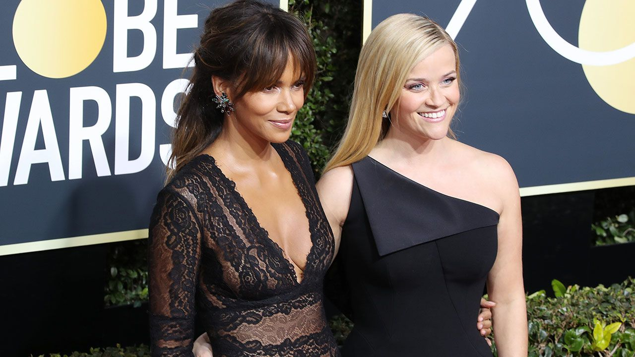 Halle Berry i Reese Witherspoon (fot. EPA/PAP)
