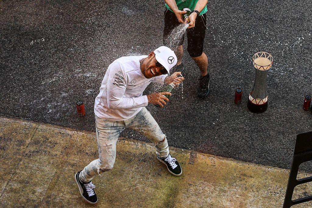 Lewis Hamilton (fot. David Ramos/Getty Images)