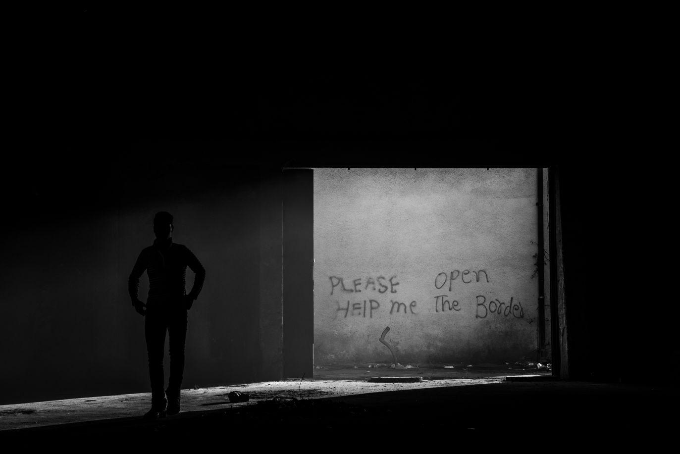 """Fotoreportaż - II miejsce w kategorii WYDARZENIA Autor: Szymon Barylski, """"The Irish Times"""""""