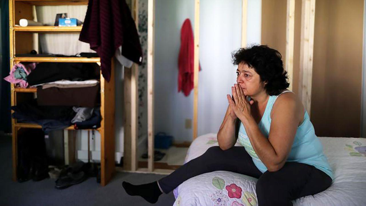 Imigrantka Rosa Sabido (fot. REUTERS/Lucy Nicholson)