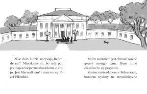 jedna-z-ksiazek-serii-opowiada-o-psie-marszalka-pilsudskiego