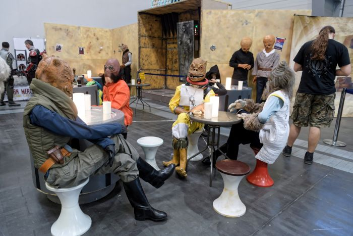 Fantasy and sci-fi fans gather at 'Pyrkon' convention