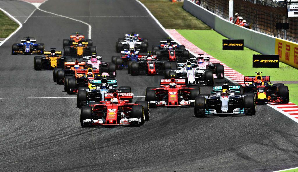 Wyścigi odbywały się na torze wyścigowym Circuit de Catalunya w Montmeló (fot. David Ramos/Getty Images)
