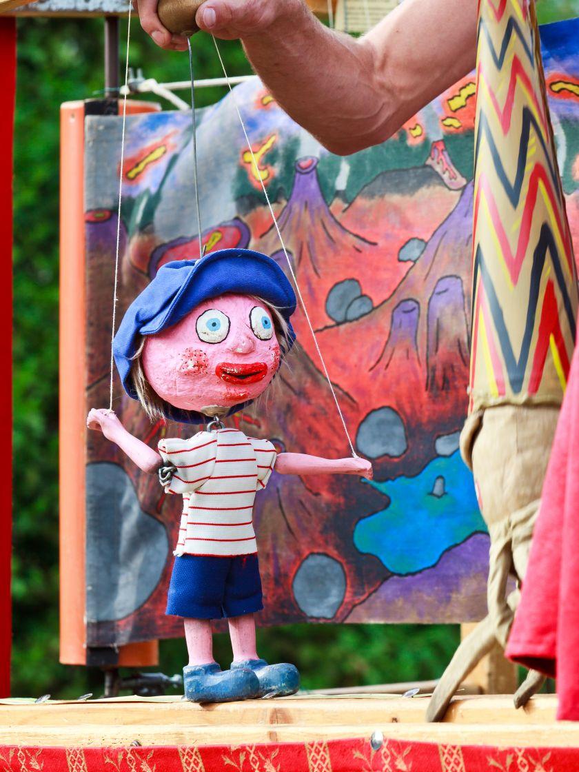Festiwal Objazdowych Teatrów Lalkowych Młodego Widza FOTEL 2018