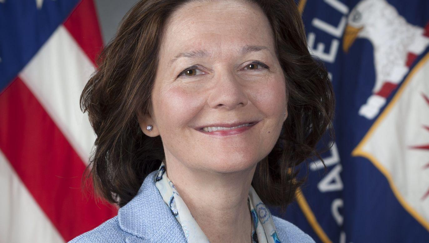 Oicjalne zdjęcie Giny Haspel udostępnione przez CIA. USA, 21 marca 2017 r. Fot. PAP / EPA / HANDOUT