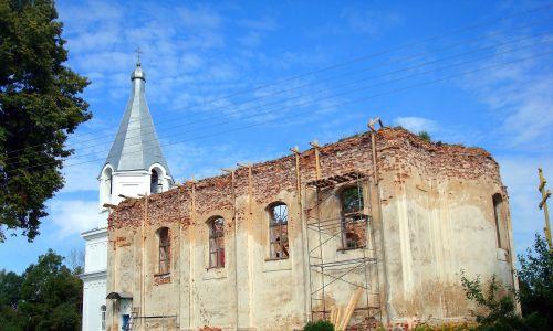 Kościół.  Fot. Wikimedia/ Ivan Bai/https://www.panoramio.com