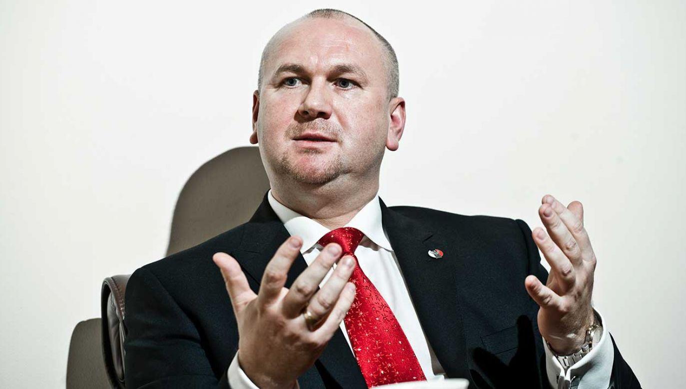 Śledczy twierdzą, że były szef CBA pomógł podległemu mu pracownikowi uniknąć odpowiedzialności (fot. arch. PAP/Marcin Kaliński)