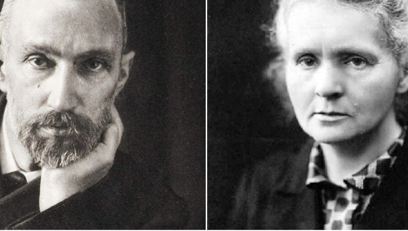 Pierre Curie and Maria Skłodowska got married in 1895. Photo: Wikimedia Commons