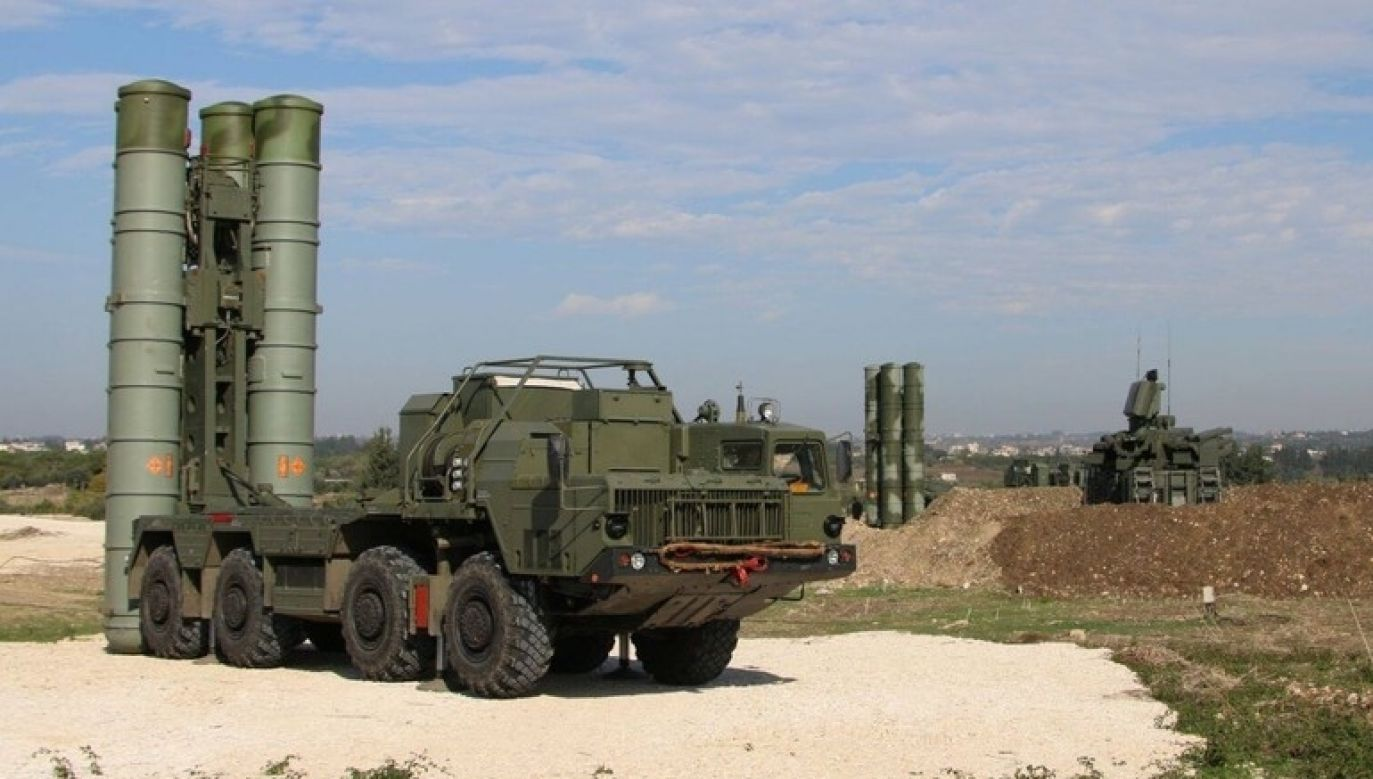 Rosjanie chcą sprzedać Syrii nowoczesny system przeciwlotniczy i przeciwrakietowy   (fot. mil.ru)