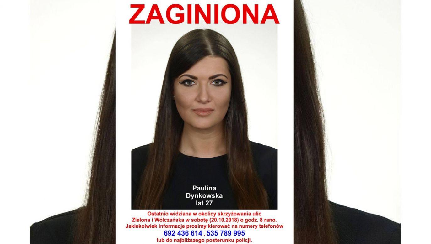 Policja prosi o pomoc w odnalezieniu kobiety (fot. policja.pl)