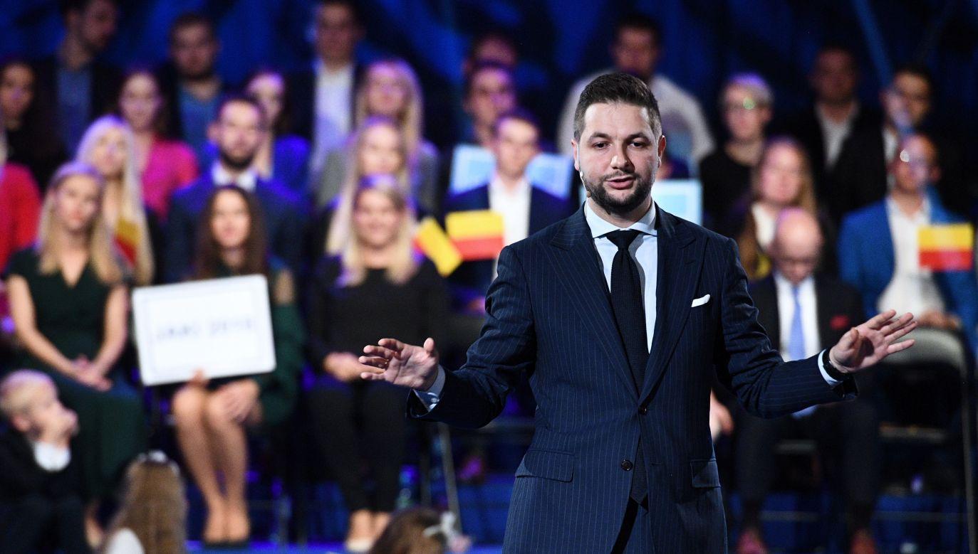 Patryk Jaki (fot. PAP/Jacek Turczyk)