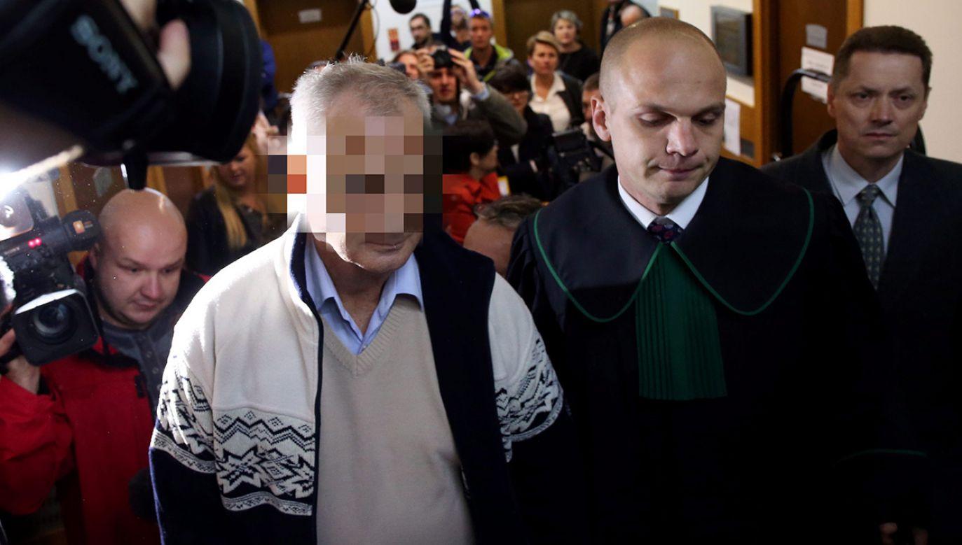 Sąd Okręgowy w Nowym Sączu zdecydował o utrzymaniu wyroku pozbawienia wolności wobec Marka H. (fot. arch. PAP/Grzegorz Momot)