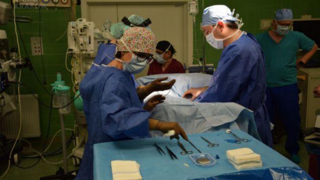 Wszczepione urządzenie kosztowało 40 tysięcy złotych (fot. mat. szpitala)