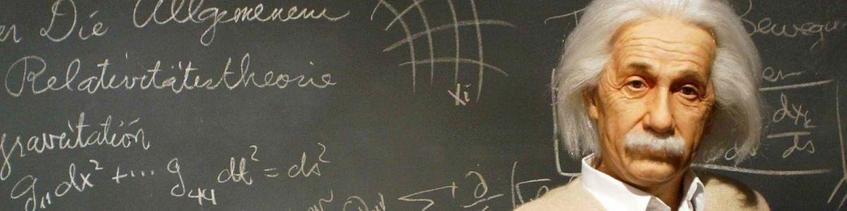 20 marca 1918 r. Albert Einstein opublikował teorię względności