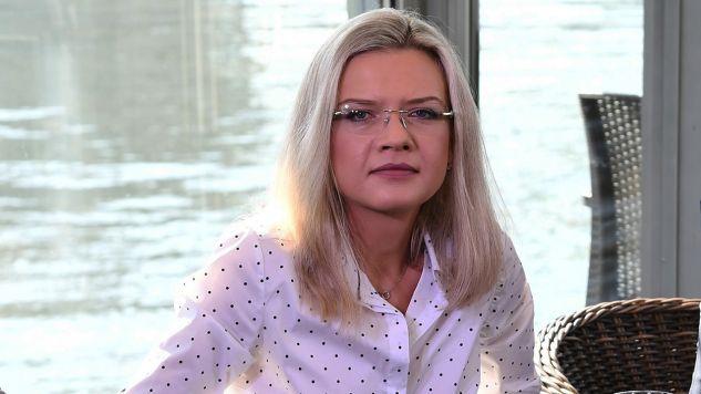 """Małgorzata Wassermann stwierdziła, że przedstawiła """"bardzo dobry, spójny program dla Krakowa"""" (fot. PAP/Jacek Bednarczyk)"""