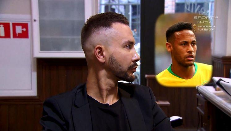 Mundial 2018 Stylówka Dnia Fryzura Na Neymara