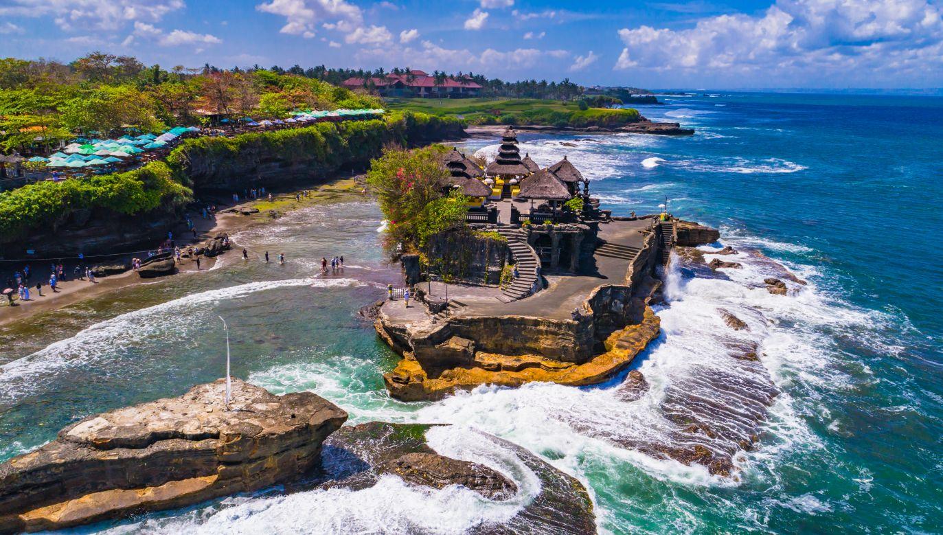 Chłopiec powiedział rodzicom, że idzie do szkoły, a tak naprawdę wyruszył w samotną podróż na Bali (fot. Shutterstock/Marius Dobilas)
