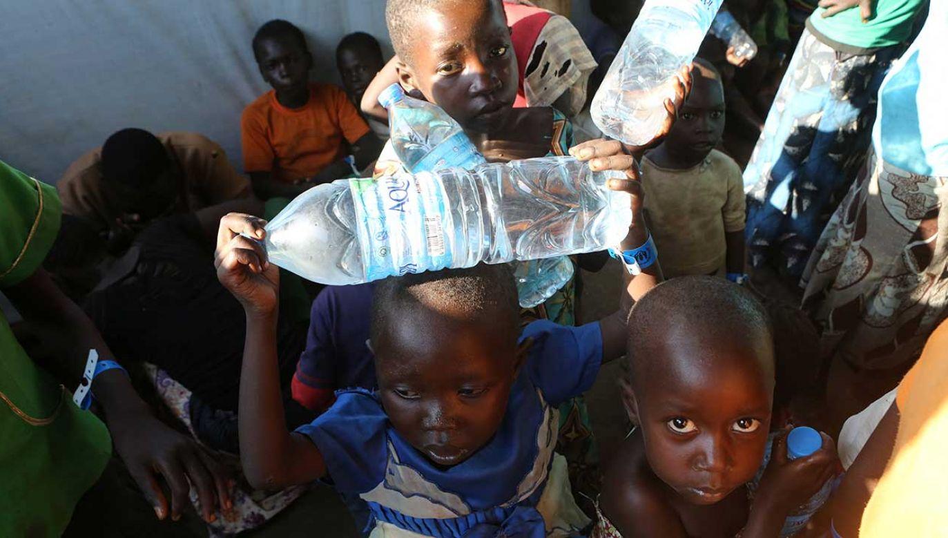 Pierwszą ofiarą wirusa Eboli w Ugandzie był pięciolatek (fot. REUTERS/James Akena)