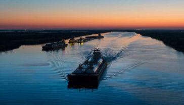 Gaz, który popłynie z gazoportu Sabine Pass, zasili terminal w Świnoujściu i część europejskiej sieci gazowej (fot. Carol M. Highsmith/Buyenlarge/Getty Images)