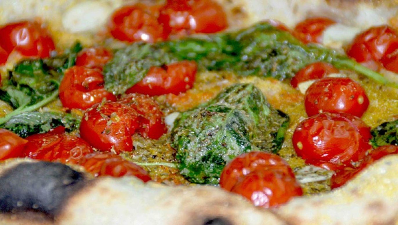 Kandydatura pizzy to jedyna włoska propozycja wśród 34 innych z całego świata (fot. Maria Consiglia Izzo/Pacific Press/LightRocket via Getty Images))