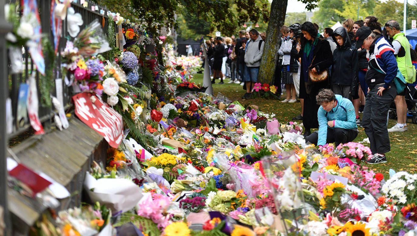Jak podaje dziennik, zamachowiec z Nowej Zelandii odwiedzał miejsca bitew między chrześcijanami i muzułmanami  (fot. PAP/EPA/MICK TSIKAS)
