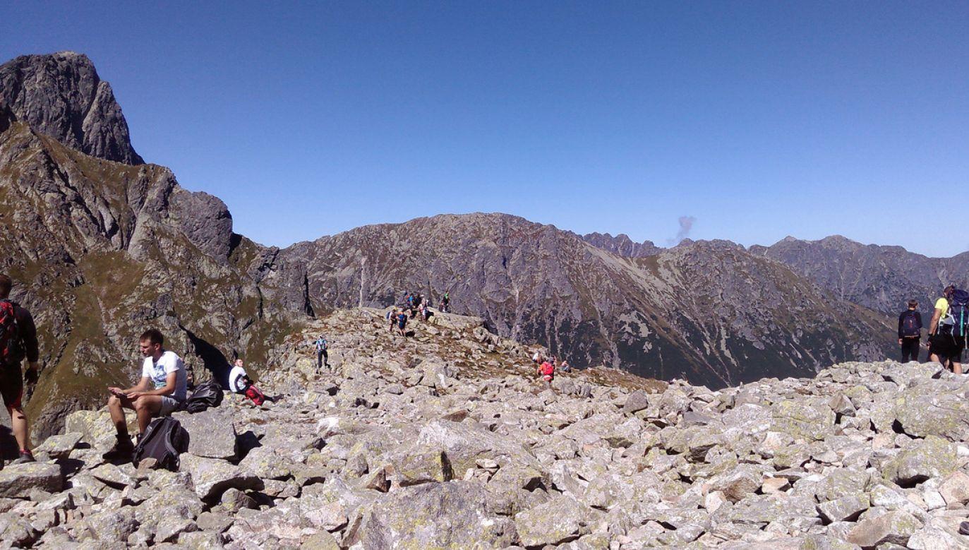 Zwłoki zauważyli przypadkowi turyści w rejonie Buli pod Rysami (flickr.com/faxepl)