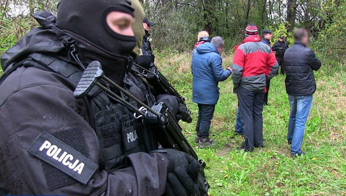 Przestępcy zostali schwytani po 17 latach (fot. policja.pl)