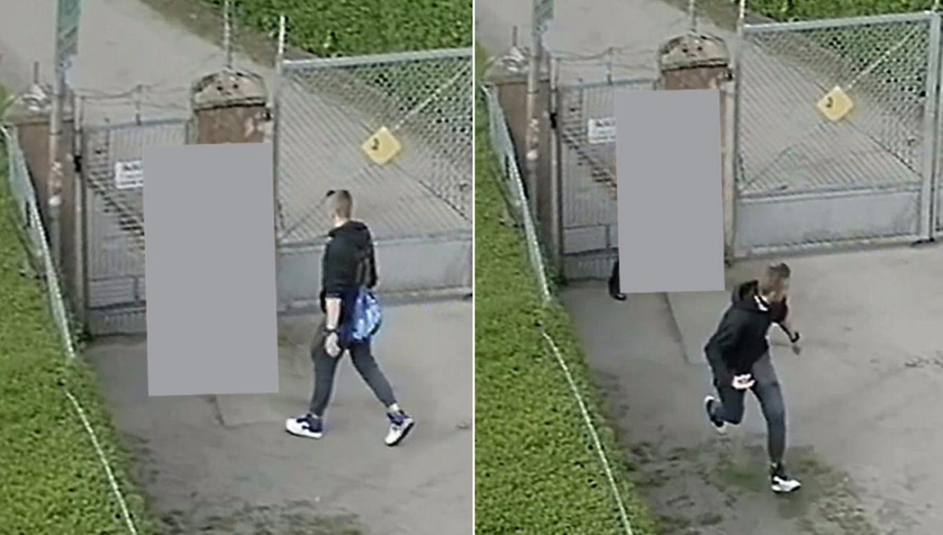 Mężczyzna usłyszy zarzuty (fot. bydgoszcz.kujawsko-pomorska.policja.gov.pl)