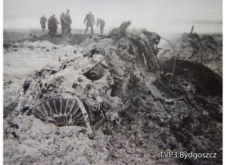Katastrofa samolotu w Giebni