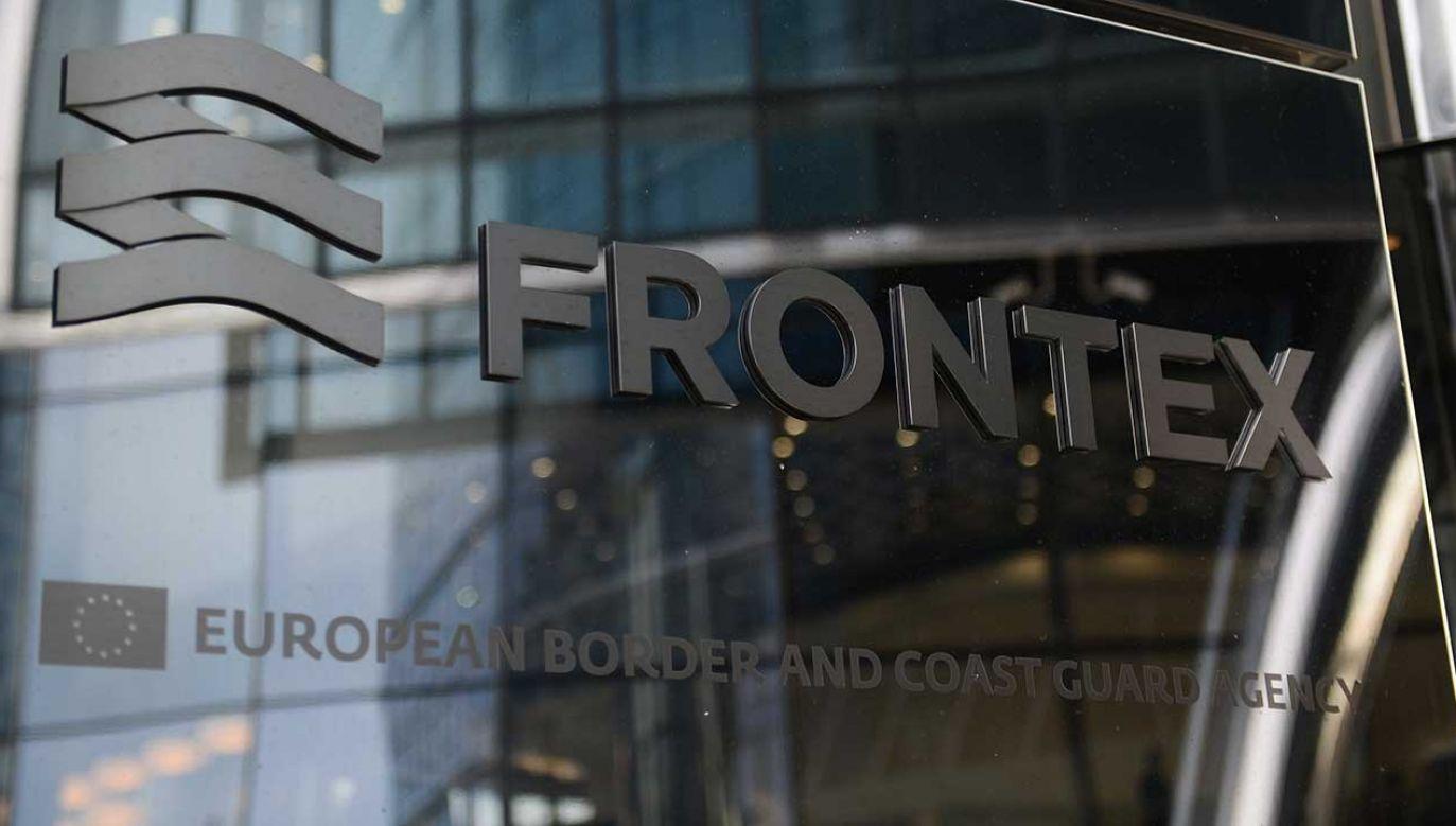 Propozycję wzmocnienia Europejskiej Straży Granicznej i Przybrzeżnej (Frontexu) niektóre państwa uważają za kontrowersyjną (fot. PAP/Jakub Kamiński)