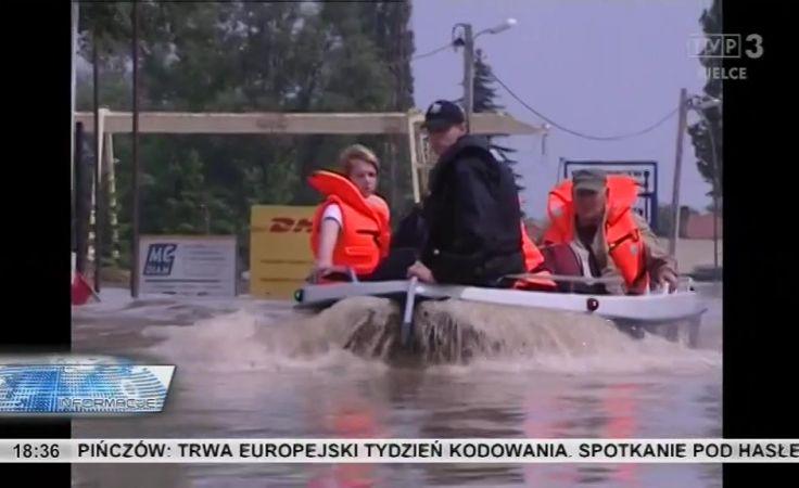 Odszkodowania za powódź