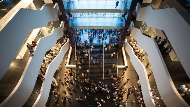 Przez 9 dni Narodowe Forum Muzyki we Wrocławiu będzie rozbrzmiewać elektronicznymi dźwiękami (fot. Łukasz Rajchert/Materiały prasowe)